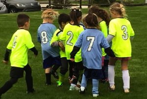 four year old soccer